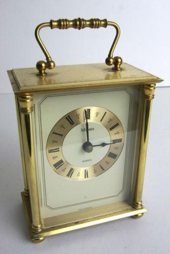 West Germany Clock Ebay