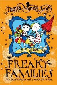 Freaky Families, Diana Wynne Jones