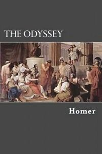 The Odyssey by Homer 9781517768478 -Paperback