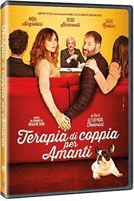 Dvd Terapia Di Coppia Per Amanti (2017) - Ambra Angiolini ......NUOVO