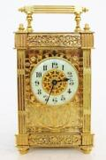 Antique Carriage Clocks