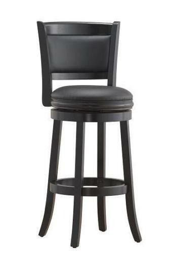 Wood Swivel Bar Stools Ebay