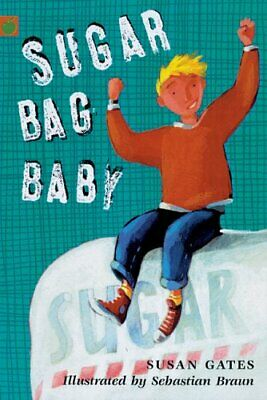 Sugar-Bag Baby (Green Apple) by Susan Gates Paperback Book The Fast Free, used for sale  Shipping to India