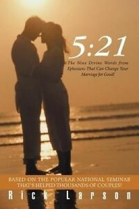 5 21 Nine Divine Words Ephesians That Can Change Your  by Larson Rick -Paperback