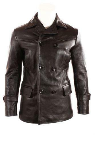 German Leather Jacket Ebay