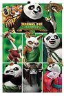 Kung Fu Panda Art Posters