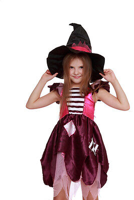 Wave your magic wand and a witch appears!