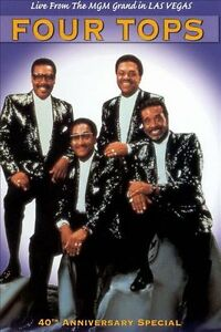 Four Tops DVD