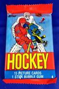 Hockey Card Packs