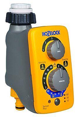 Hozelock sensor controller plus tap mounted automatic watering controller