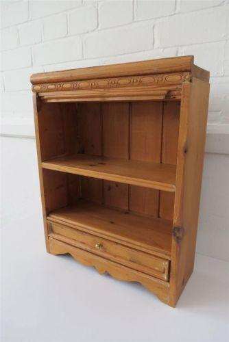 Pine Kitchen Wall Cabinet EBay