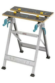 Wolfcraft 200 workbench, brand new and assembled
