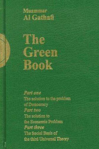 Gaddafi's the Green Book by Muammar Al-Gaddafi 9781541241312 (Paperback, 2016)