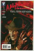 Nightmare on Elm Street Comic