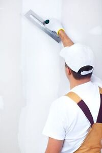 WANTED - Experienced Drywall Person - Taping / Mud / Sand Cambridge Kitchener Area image 1