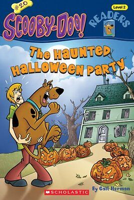 The Haunted Halloween Party, Level 2 (Scooby-Doo Readers, No. 20) by Gail Herman](The Haunted Halloween Party Book)