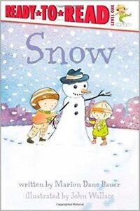 Snow by Bauer, Marion Dane -Hcover