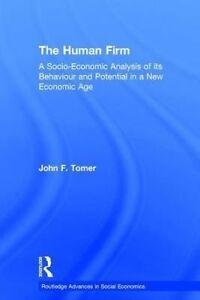 The Human Firm, John Tomer
