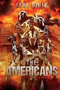 The Americans by Bible, Jake -Paperback