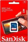 SDHC 8GB Camera Memory Cards for Panasonic