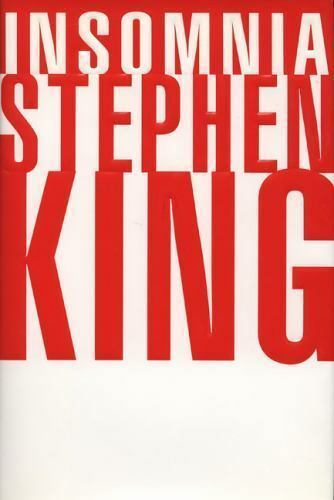 INSOMNIA by Stephen King (1994) -1st-1st- SUPER NICE CONDIITON 1