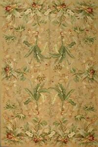 Antique Needlepoint Rugs