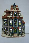 Lefton Christmas House