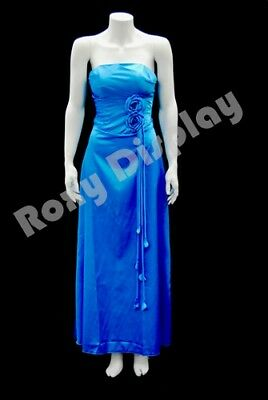 Female Fiberglass Headless Style Mannequin Dress Form Display Mz-zara4bw2