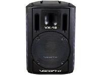"2 x Vocopro 12"" DJ karaoke speakers"