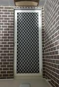 Aluminium Security Door