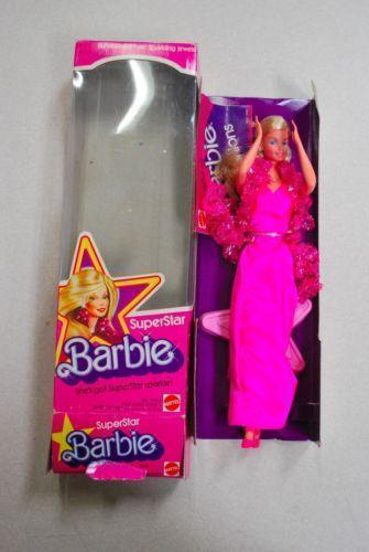 Superstar Barbie 1976 Ebay