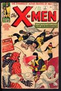 Xmen Comic Book #1