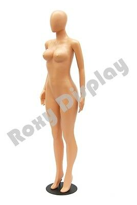 362739 Unbreakable Female Plastic Durable Mannequin Ps-957-06f