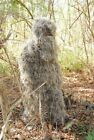 Jacket Ghillie Suits with Full Head/Face Cover