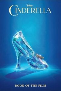 Disney Cinderella Book of the Film,Disney