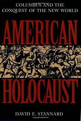 American Holocaust: The Conquest of the New World New Paperback Book David E.