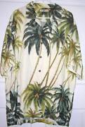Hawaiian Shirt Palm Trees