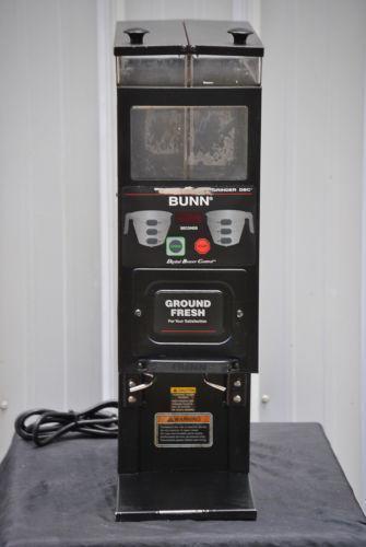 %name Bunn Restaurant Coffee Maker
