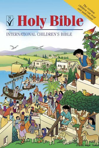 International Children's Bible: New Century Version (Bible Ncv),
