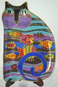 Laurel Burch Plate