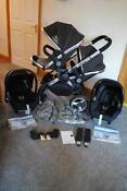iCANDY Twin Pushchairs
