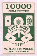 Cigarette Label