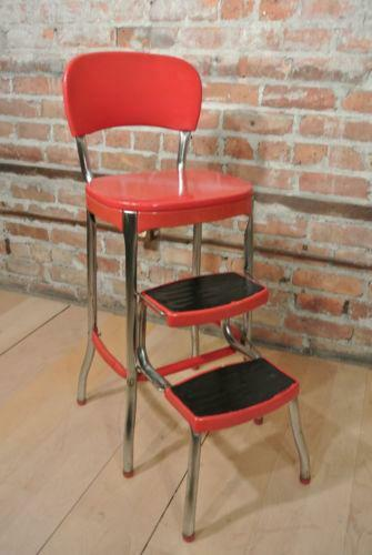 Vintage Cosco Step Stool Ebay