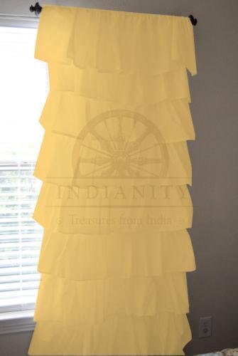 yellow bedroom curtains ebay