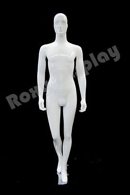 Male Fiberglass Eye Catching Abstract Mannequin Dress From Display Md-xdm05