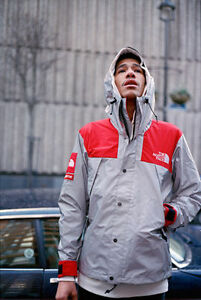 SUPREME X THE NORTH FACE (3M) MOUNTAIN PARKA