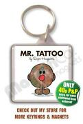 Mr Men Keyring