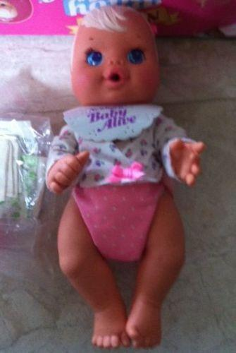 Kenner Baby Alive Ebay
