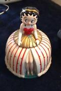 Betty Boop Cookie Jar