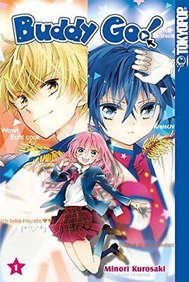 BUDDY GO! * Band 1 * Manga * TokyoPop * neu + portofrei + Bonus